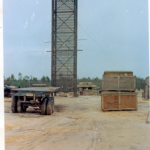 Phu Bia Rappelling Tower 1968