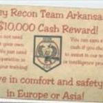 $10,000 CASH REWARD FOR RT ARKANSAS MEMBERS