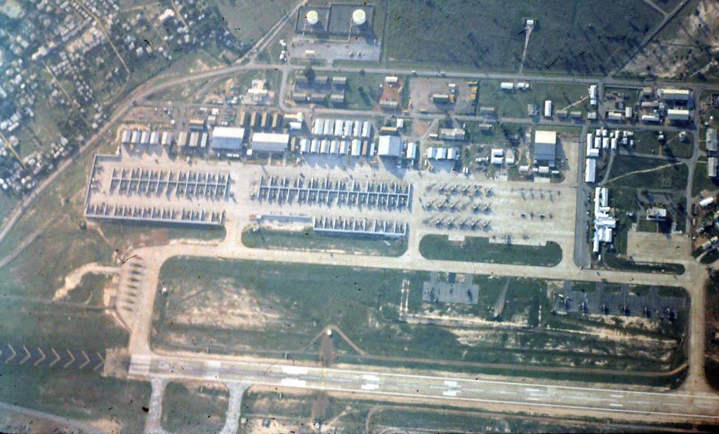 Ubon Airbase, Thailand