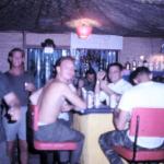 Ed's bar in Tay Ningh