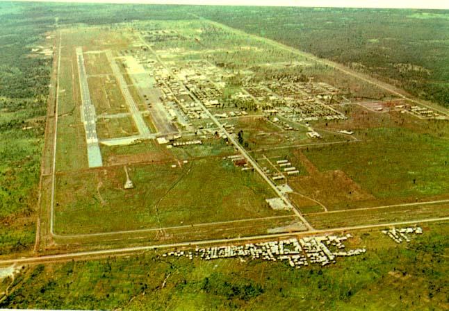 Nakhon Phanom Airfield, Thailand