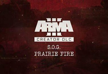 Arma 3 + S.O.G. Prairie Fire DLC