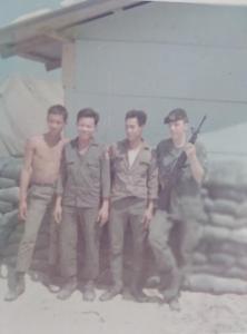 Ken Bird Hatchet Team Company A CCN Feb Mar 69