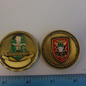 MACVSOG SOG Command and Control North (CCC) Recon Team West Virginia Challenge Coin