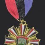 Paul Christensen 8240th UNPIK Medal