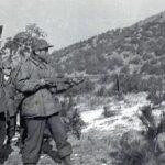 Paul Christensen 8240th UNPIK Training Partisans