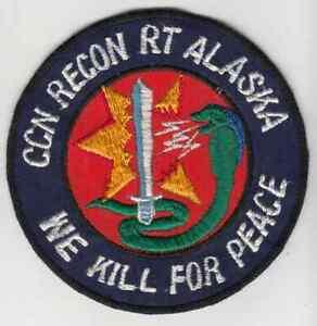 RECON TEAM ALASKA