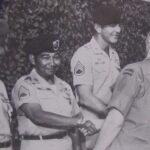 Staff Sergeant Cliff Newman, Sergeant First Class Sammy Hernandez, and Sergeant First Class Melvin Hill