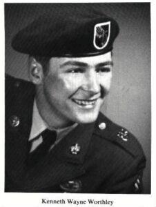 Kenneth Wayne Worthley