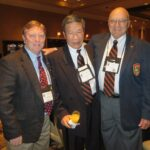 """Spec Ops Reunion. In Las Vegas, NV. Oct. 19th thru the 23rd, 2015. """"Cowboy"""" in the middle, fought one of the most hellacious missions in SOG, along with Lynn Black and team-mates . Their small team went up against over 10,000 enemy. 4 choppers went down trying to get them out. half the team was lost to overwhelming odds."""
