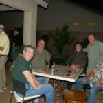 Party at Doc's home. Special Operations Association, Las Vegas, NV October 21-24, 2014