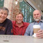 """Gary Stucki, James Shorten and Dale Hanson All former """"CCC"""" MACV-SOG. Special Operations Association, Las Vegas, NV October 21-24, 2014"""