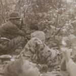 While with A-502, Field mission, Vietnam 1968