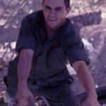 CCS SFC Thomas Ruiz-Irizarry Climbing Rope