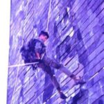 CCS SP4 Ray Hill Rappelling