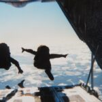 """James Shorten"" I made three free falls while in Vietnam, SOA-B53"