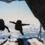 I made three free falls while in Vietnam, SOA-B53 Long Tan -North, training jumps 1970