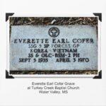 Everette Earl Cofer
