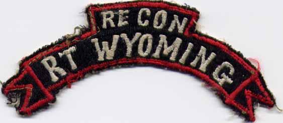 Recon Team Wyoming